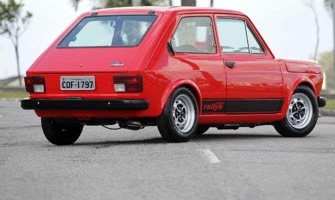 Empresario Resgata Fiat 147 Rallye Com Imagens Carros E
