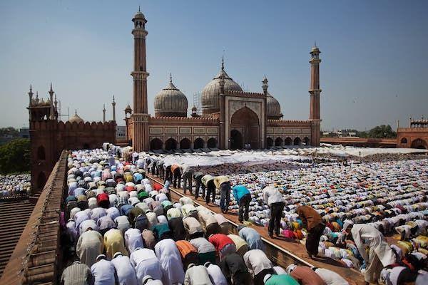 كم عدد سكان الهند المسلمين Islam History Of Islam Muslim Countries