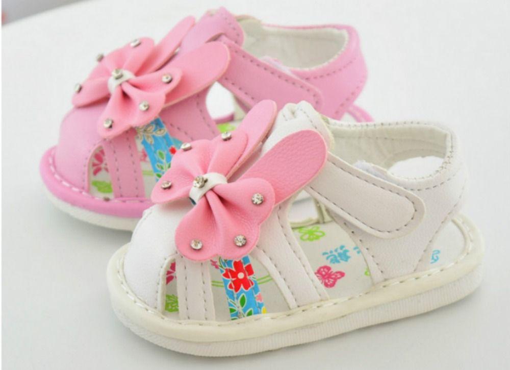 b1ba7c4da7 Click to Buy << Children shoes baby girls sandals summer butterfly ...