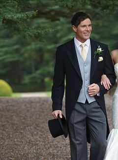 Blades Fm Wedding Suit Hire Newcastle Upon Tyne Northumberland Black Morning