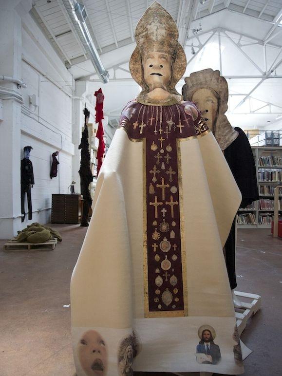 The Bishop - LATIFA MEDJDOUB