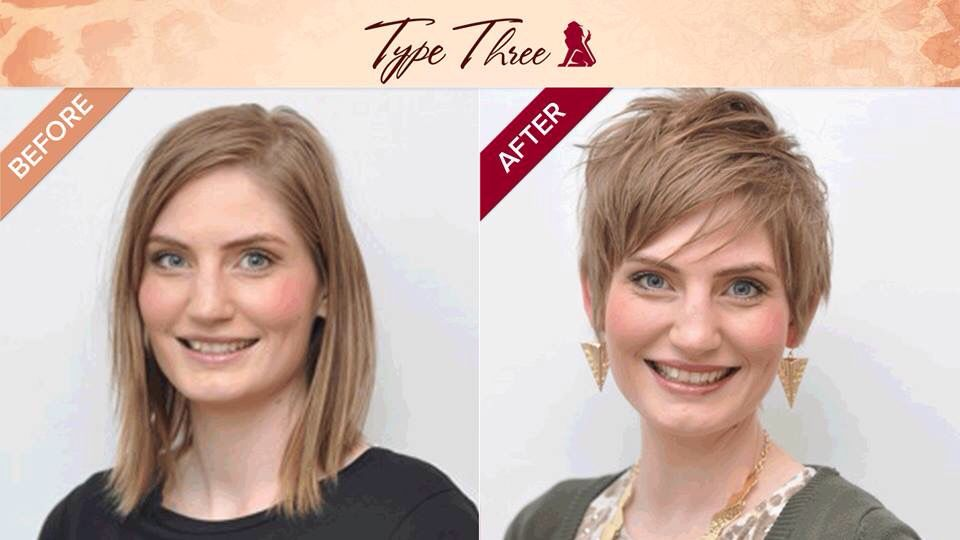 Dyt type 3 secondary 4 how to feel beautiful short hair