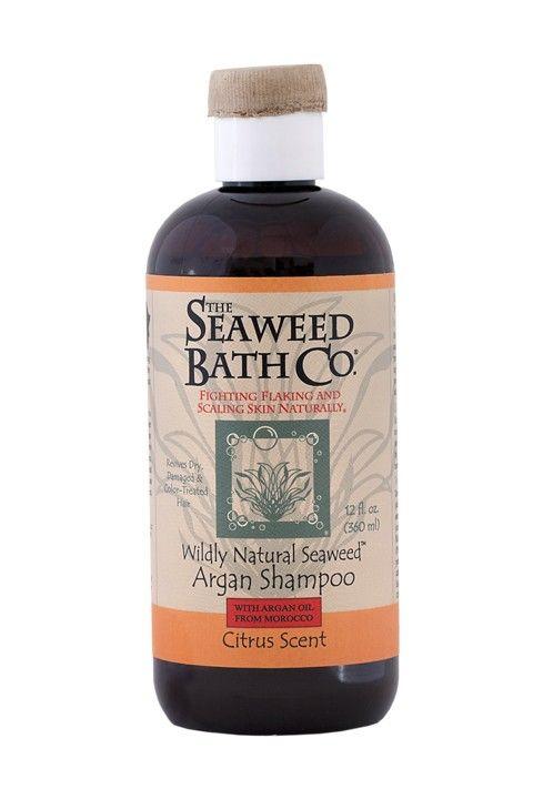 Shampoo Seaweed Shampoo Argan Shampoo Seaweed Bath
