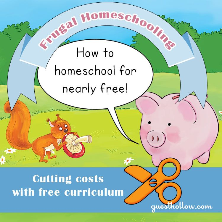 Frugal Homeschooling How to Homeschool for FREE or on