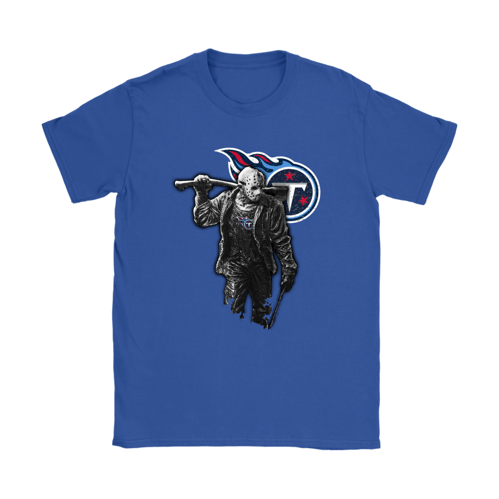 Jason Voorhees Tennessee Titans Ready For Horrors Football