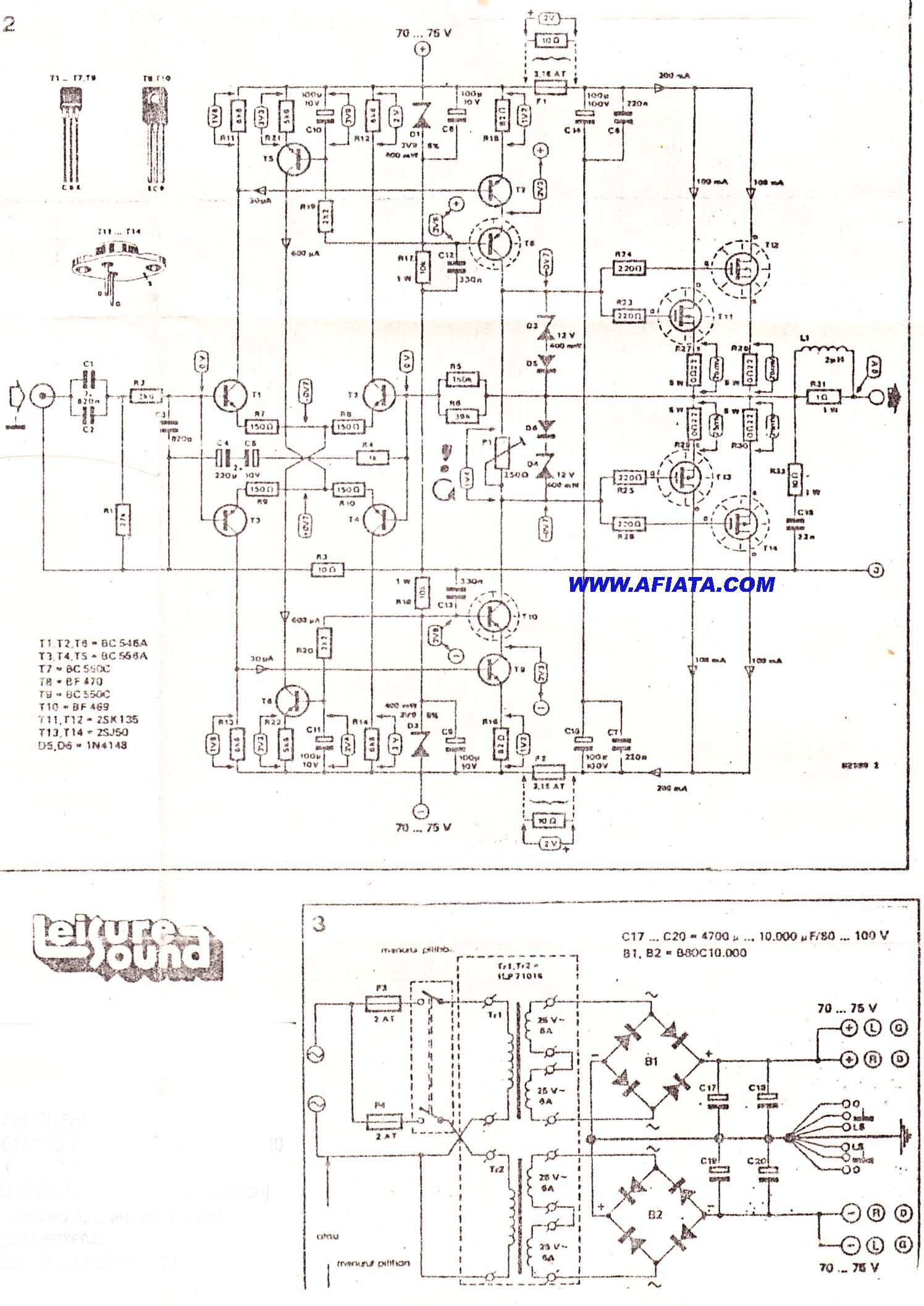 Rim Amplifier