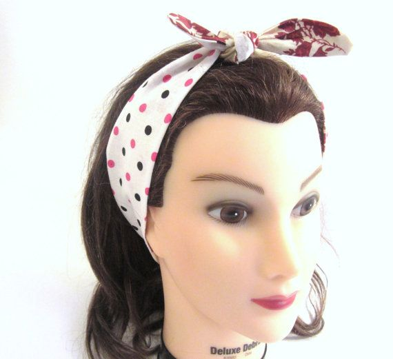 Hey, I found this really awesome Etsy listing at https://www.etsy.com/listing/159128724/pink-and-black-polka-dots-with-red