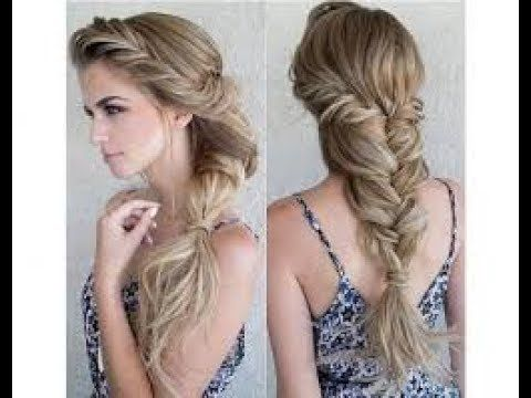 New Hairstyles Trending For 2018 Youtube Fun Tutorials