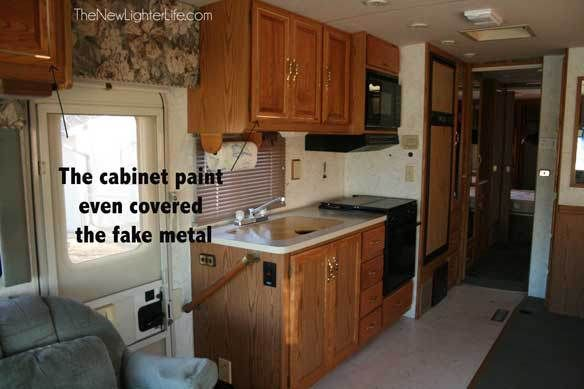 Without Painting Cabinets: How We Painted Our Cabinets Without Fuss