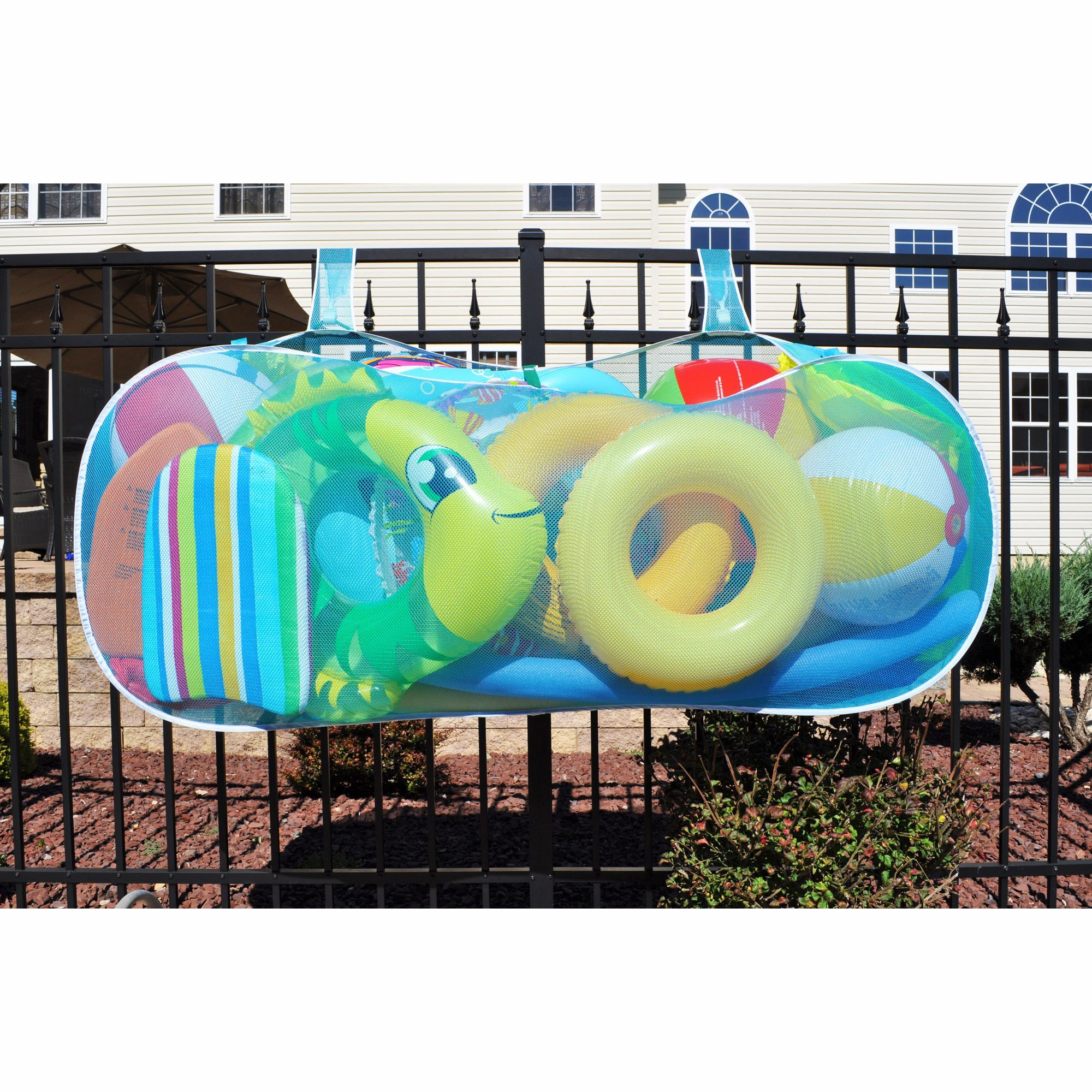Pool Blaster Pool Accessory Storage Pouch · Pool Toy StorageOutdoor ...