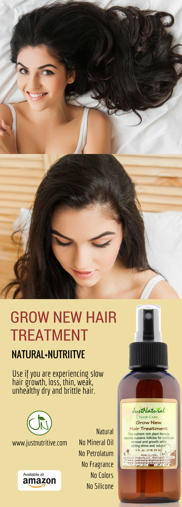 Use If You Are Experiencing Slow Hair Growth Loss Thin Weak Unhealthy Dry And Brittle Hair Hair Treatment Healthy Hair Growth Promote Healthy Hair Growth