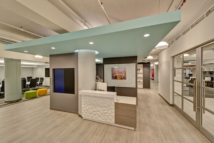 Solstice Mobile Offices by Baumann Studios, Chicago \u2013 Illinois - innovatives interieur design microsoft