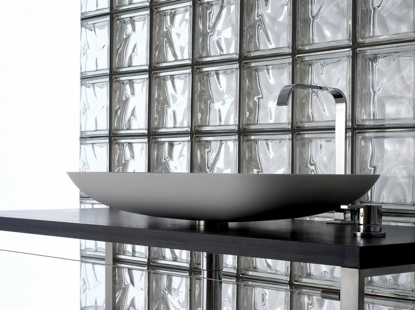 Glass Bagno ~ Info harga bahan bangunan contoh model pemasangan glass block