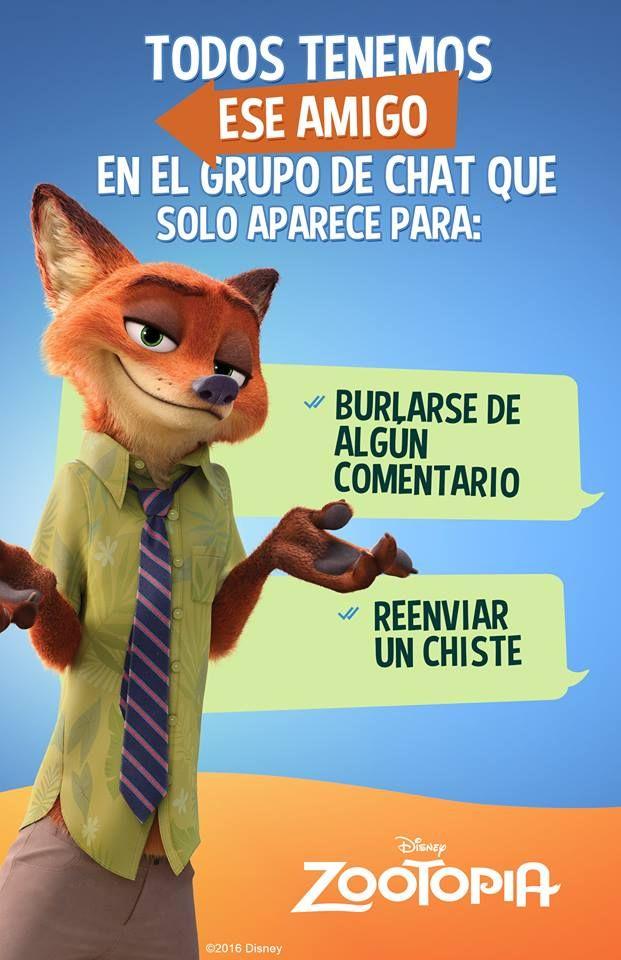 Pin By Disney News Latino On Zootopia Grupos De Chat Zootopia Nick Wilde Zootopia Art