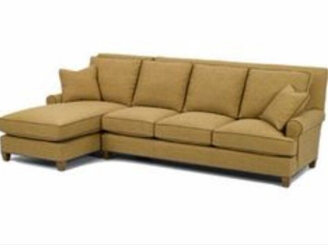 This is the sofa. Our fabric choice is somewhat similar to this, a bit more brownish.