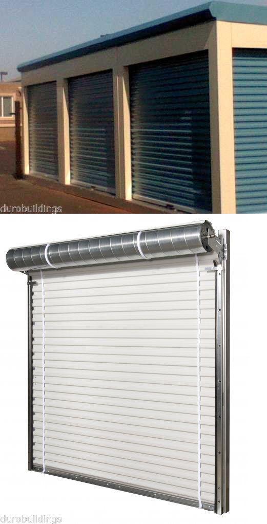 garage doors 115699 durosteel janus 9 x8 commercial 1000 series