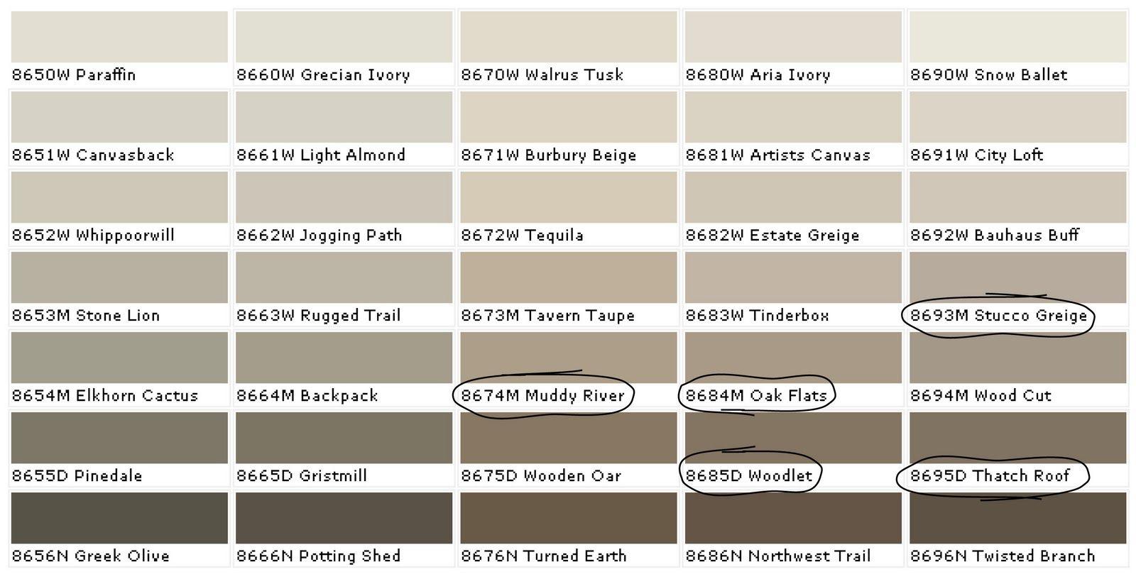 Kwal colors 34 jpg 1 600 816 pixels afc pinterest house paint
