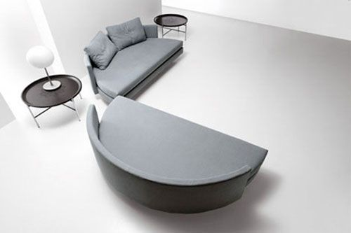 Cool Examples Of Innovative Furniture Design Curved Bed - Cool examples of innovative furniture design