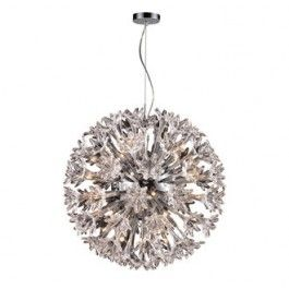 Elk Lighting 30029/36 Thirty-Six Light Pendant Ceiling Fixture from the Solexa Collection
