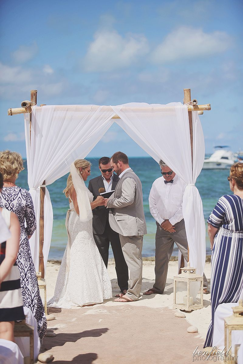 Benfield Photography Blog Destination Wedding Beach Mexico Excellence Playa Mujeres