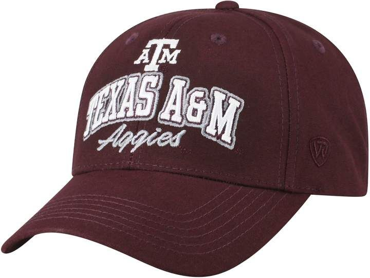 official photos 86aba 22fa1 Top of the World Adult Texas A M Aggies Advisor Adjustable Cap