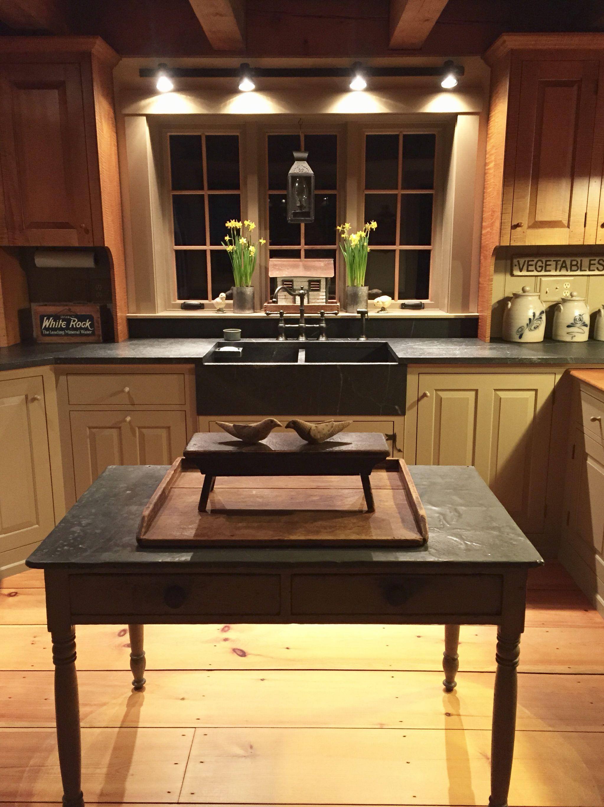 A Kennebec Kitchen This Kitchen Is Amazing Country Kitchen Country Kitchen Decor Kitchen Decor