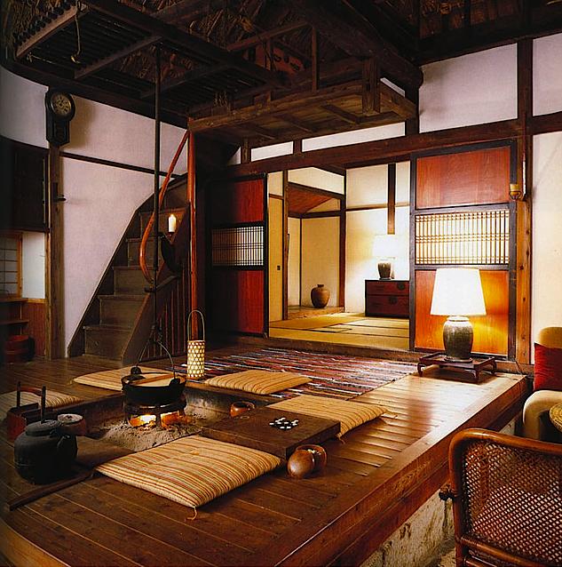 Kenji Tsuchisawa  Architecture  Pinterest  Traditional Living Custom Japanese Living Room 2018