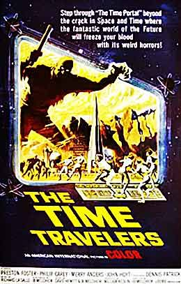 Movie Trivia The Time Travelers 1964 Is A Science Fiction Film