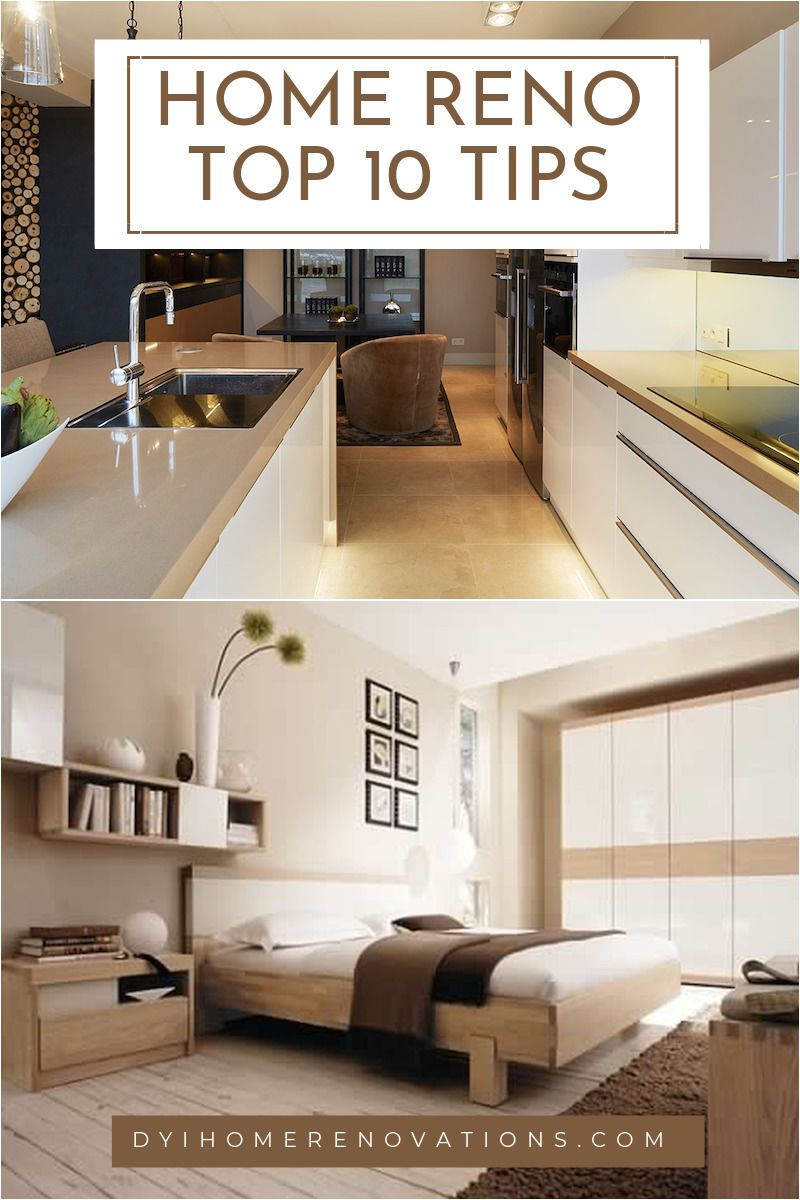 Affordable Home Renovations For A Single Mom Dyi Home Renovations Home Home Design Plans House Design