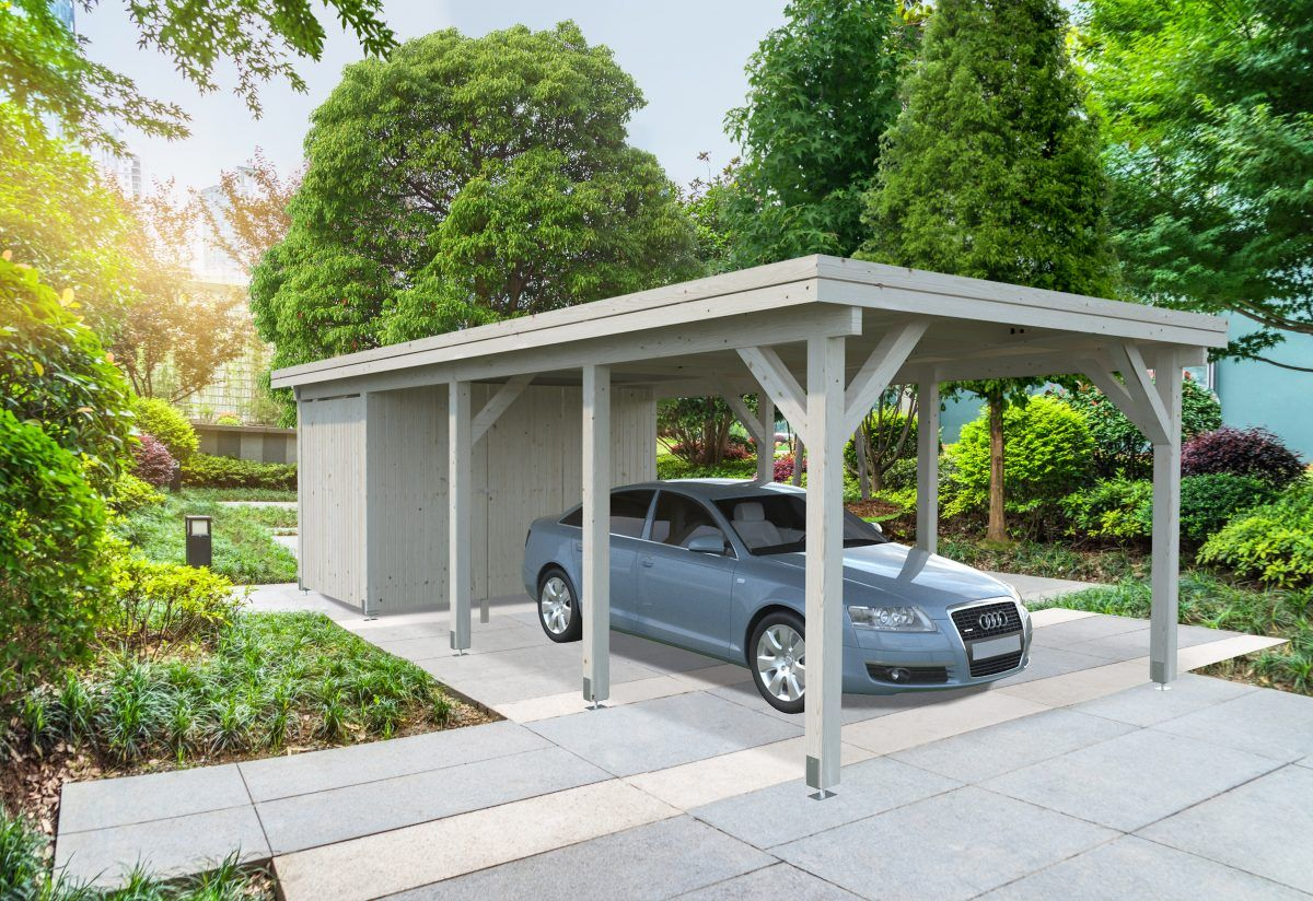 Pin on GardenLife timber garages & carports