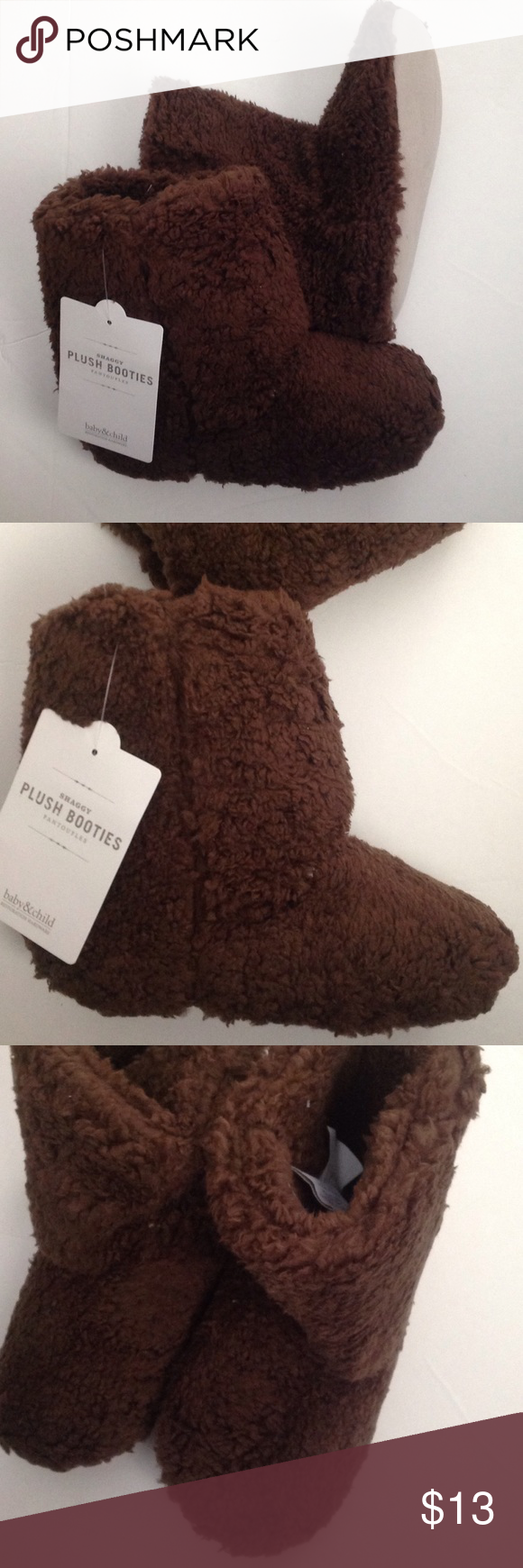Shaggy Plush Booties Warm soft comfortable these are the words to express these slippers ready for the upcoming season get a pair now before there gone. Shoes Boots