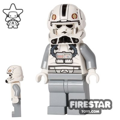 LEGO Star Wars Mini Figure - V-wing Pilot | lego star wars ...