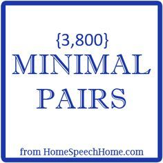 recipe: minimal pairs ch and j medical [20]