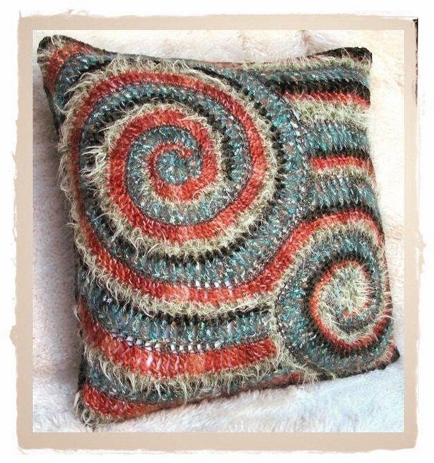 Pin de Tony\'s Tricots en Tunisian Crochet | Pinterest