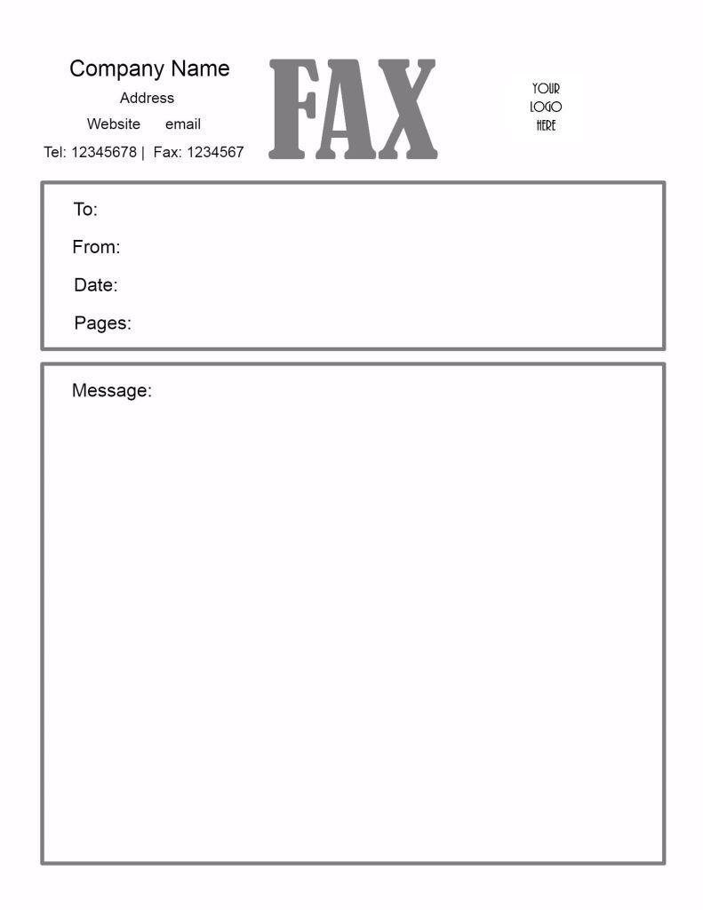 Fax Cover Sheet Download Fax Cover Sheet Fax Cover Sheet