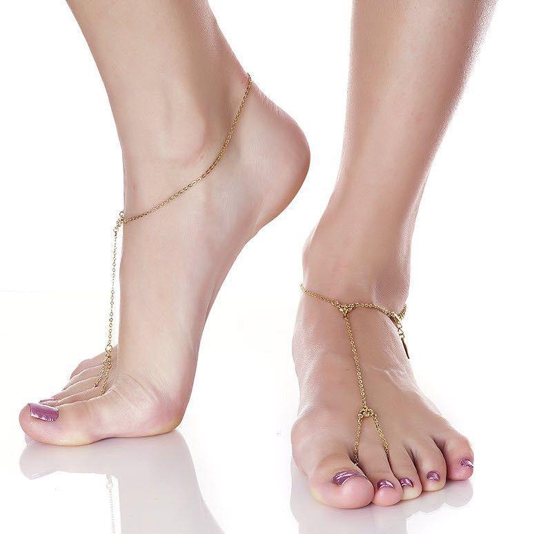 Sexy foot finish com
