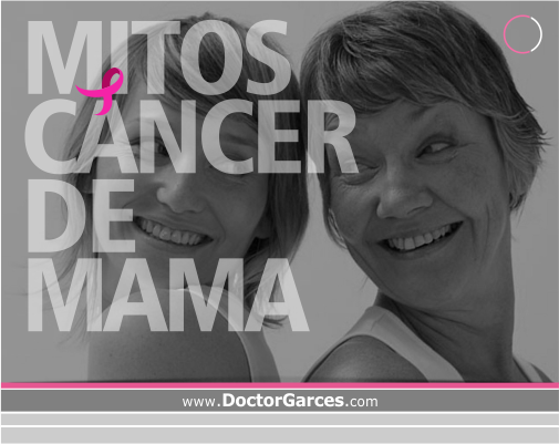 Mitos del #CáncerDeMama: ¿Es el cáncer hereditario? No lo es en la mayoría de los casos. Nadie en la familia de Lola ha sufrido de cáncer de mama, pero Lola lo tiene. Teresa, por otro lado, tiene su mamá y una tía del lado de su papá que han sobrevivido el cáncer de mama. Tener antecedentes de cáncer de mama en ambos lados de la familia aumenta, pero no determina con certeza, que otras personas de la familia lo sufrirán.