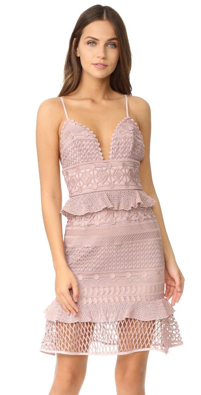 Saylor Drew Dress   SHOPBOP