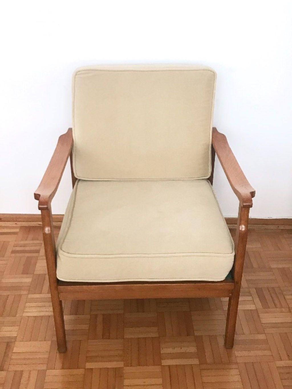 Cok Renkli Diger Mid Century Iskandinav Tekli Koltuk Kullanilmis Berjer Satici Picollective Dekopasaj Com Chair Furniture Accent Chairs