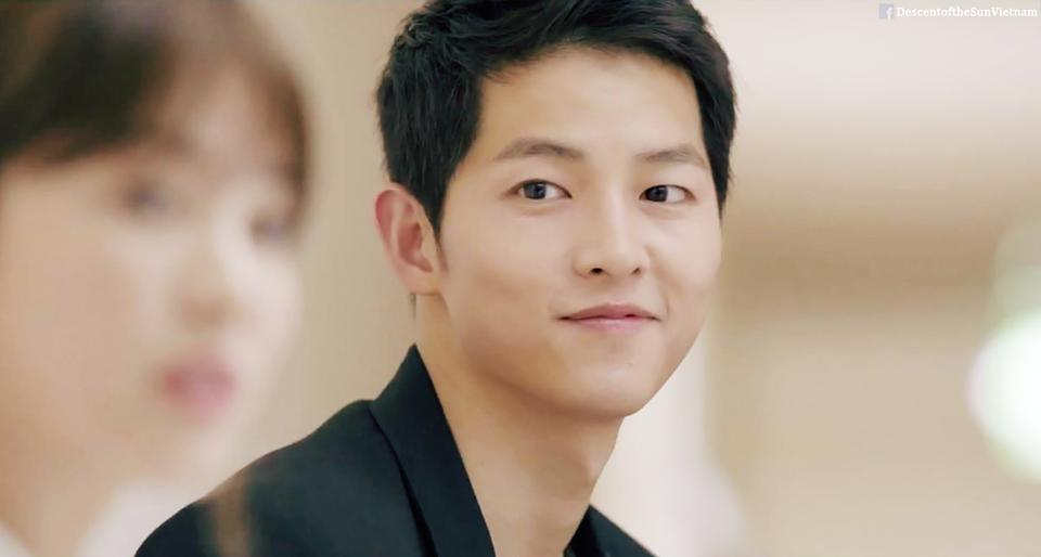 Song Joong Ki Desktop