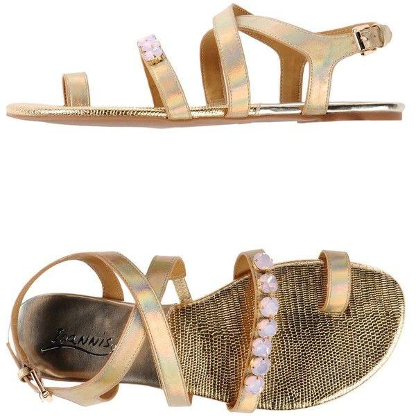 FOOTWEAR - Toe post sandals Ioannis Cheap Shopping Online DDCGD0q