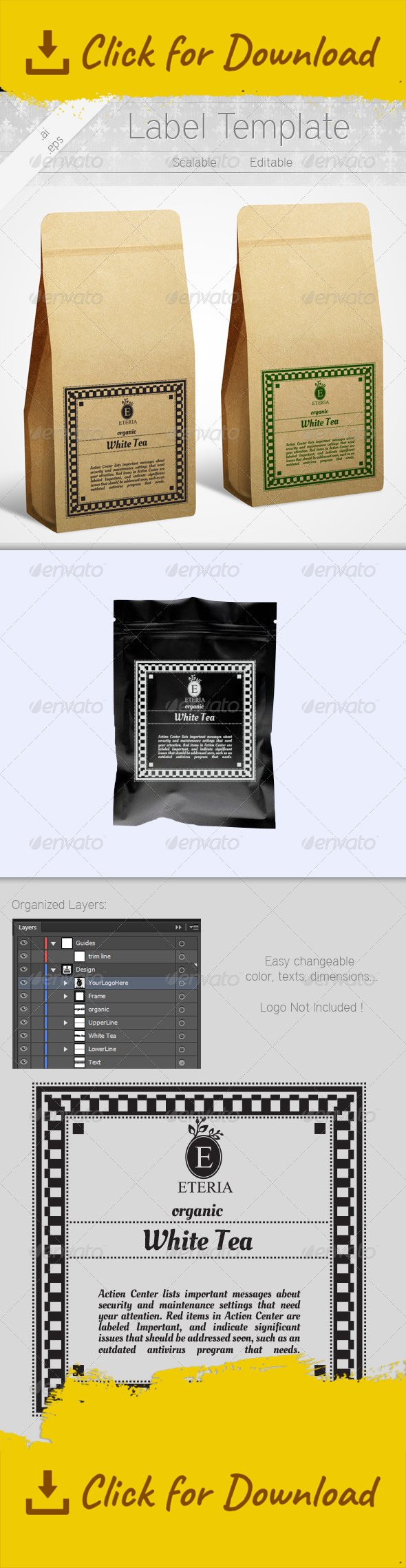 Label Template  Label Templates Product Labels And Template