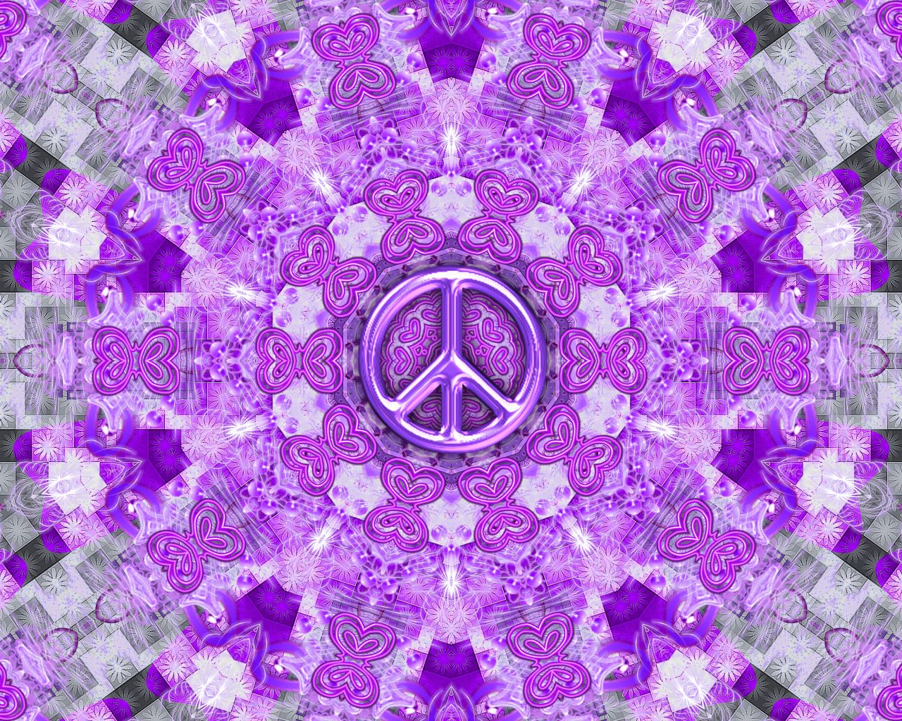 16 Best Peace signs and flowers images | Peace, Peace ...  |Peace And Love Purple
