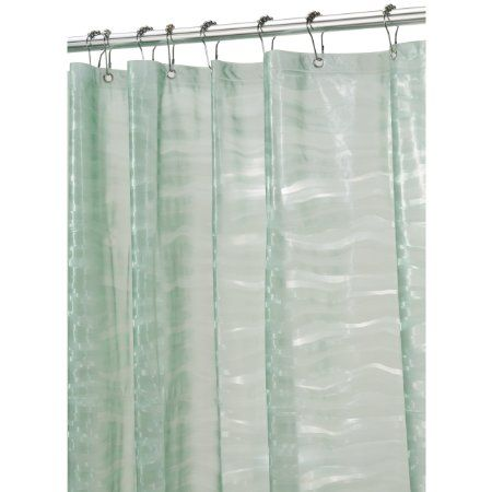 Amazon Com Interdesign Ripplz Eva 72 Inch By 72 Inch Shower
