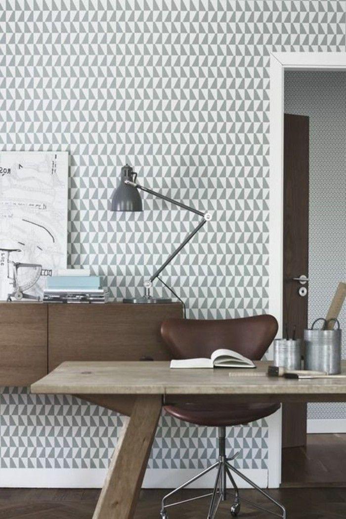 Die Tapeten Verleihen Dem Wohnzimmer Eigenen Charakter Wenn Sie Aber Nach Ideen Suchen Nehmen Auf Einrichtung Rcksicht