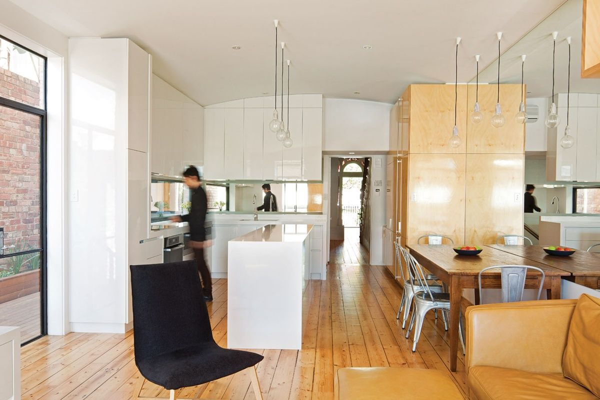 East Melbourne residence | Architects