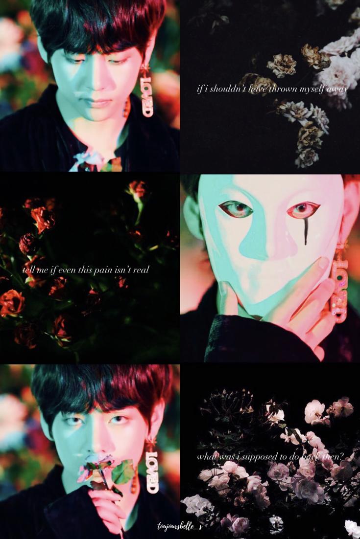 Bts Intro Singularity Bts Tear Loveyourself Singularity Intro Taehyung V Wallpaper Kpop Quot Bts Wallpaper Iphone Taehyung Bts Walpaper Bts Wallpaper