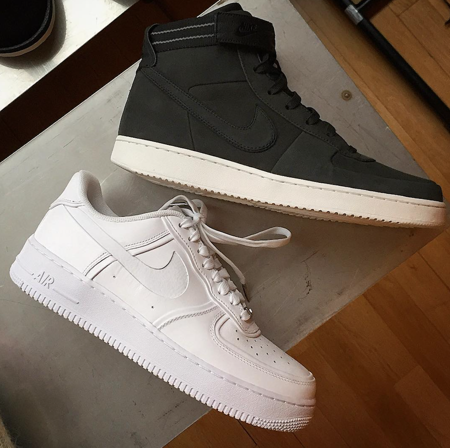 John Elliott x Nike Air Force 1 Low Release Date Nike air  Nike air