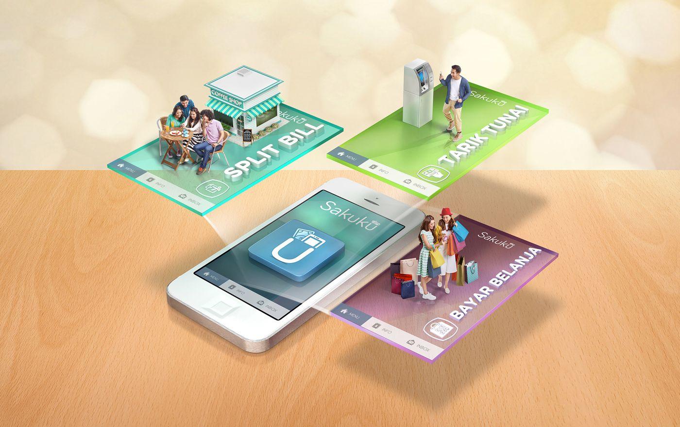 Bca sakuku on behance usb flash drive flash drive usb