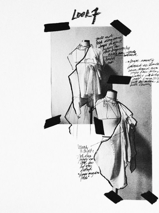 minimalistic sketches